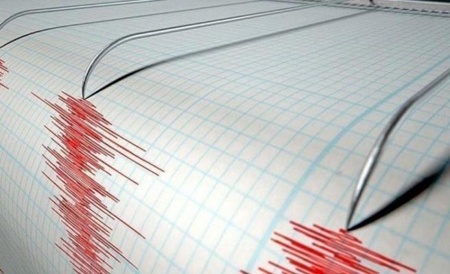 Hindistan'da 6 büyüklüğünde deprem