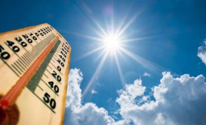 Meteoroloji Dairesi uyardı: Sıcaklıklar yükseliyor
