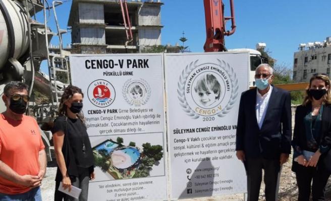 Süleyman Cengiz Eminoğlu'nun adı hayata geçirilecek park ve aktivite alanında yaşatılacak
