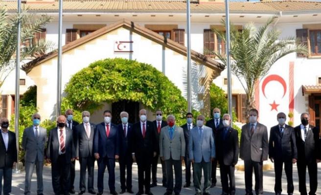Tatar: Pazartesi, Türkiye Cumhurbaşkanı Erdoğan ile görüşüp son rötuşları yapacağız