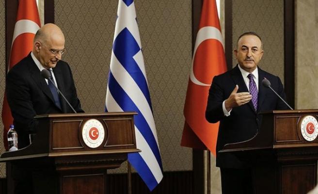 TC Dışişleri Bakanı Çavuşoğlu: Yunanistan'la sorunların yapıcı diyalog yoluyla çözülebileceğine inanıyoruz