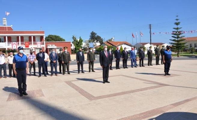 19 Mayıs Atatürk'ü Anma Gençlik ve Spor Bayramı Güzelyurt'ta kutlandı