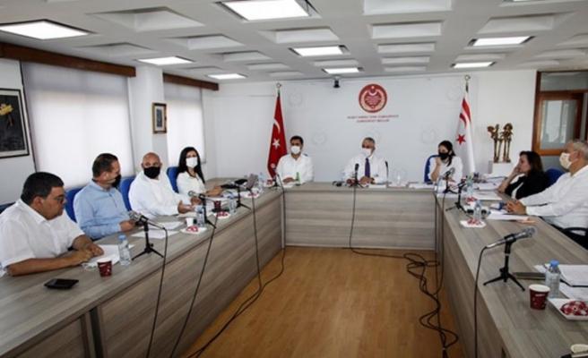 AB Uyum yasalarını görüşmek üzere kurulan Meclis Komitesi, Hal Yasası'nı görüştü