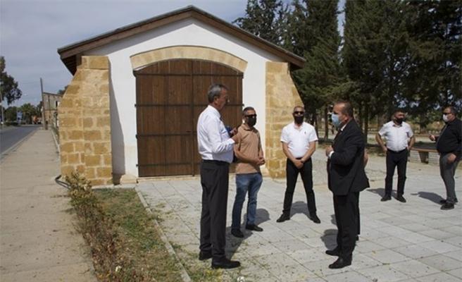 Ataoğlu: Her ilçeye bir müze açma kararlığımız devam etmektedir