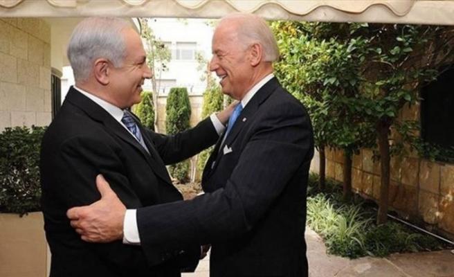 Biden, Netanyahu ile telefon görüşmesinde bölgede ateşkesi desteklediğini ifade etti