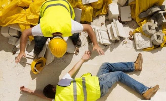 Bir inşaat işçisinin yaralanması olayında ihmali görülen iki kişi tutuklandı