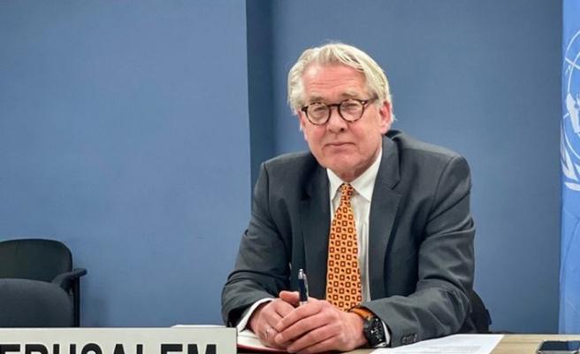 BM özel koordinatörü Wennesland, İsrailli bazı yetkililerle Gazze'de ateşkes konusunu görüştü