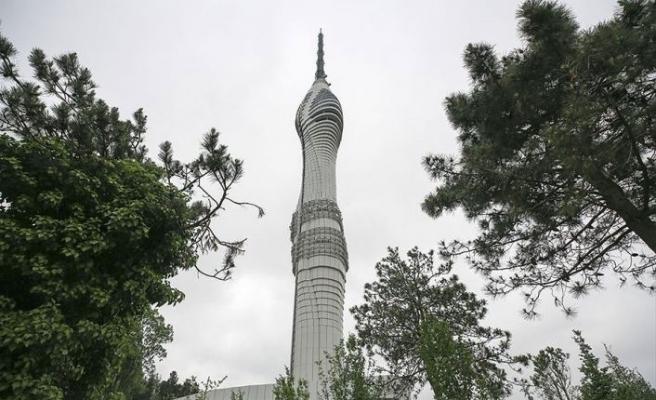 Çamlıca Kulesi bugün açılıyor