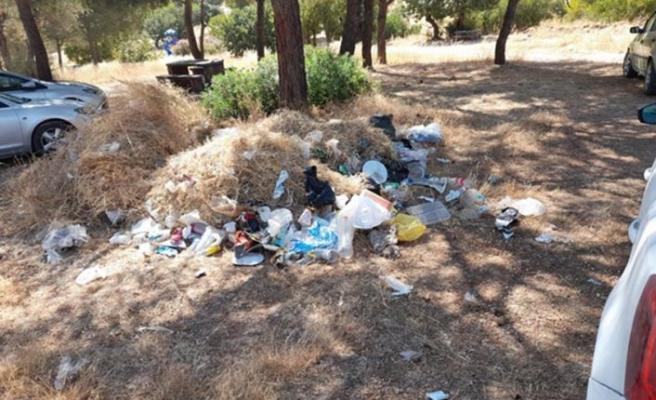 Çevre Koruma Dairesi'nin temizlik etkinlikleri devam ediyor