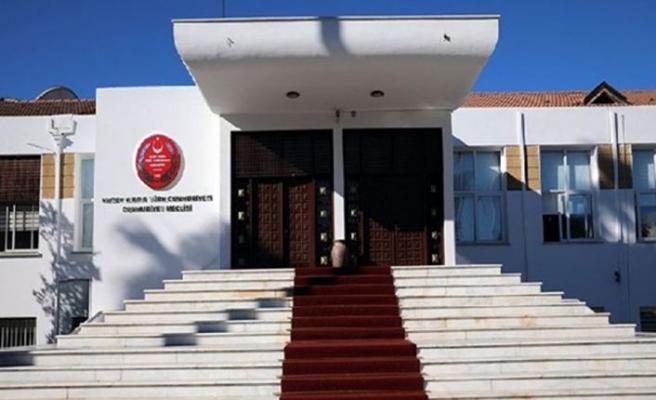 Cumhuriyet Meclisi Genel Kurulu, toplandı