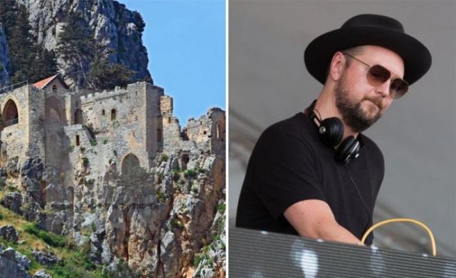 Dünyaca ünlü Danimarkalı Müzisyen Kölsch, St. Hilarion Kalesi'nde seyircisiz konser verecek