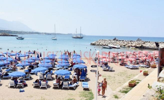 İç turizm rakamı belli değil, kapalıturizm için bin 834 kişi geldi