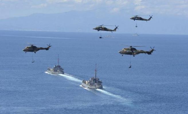 """Japonya, ABD ve Fransa """"ARC21"""" ortak askeri tatbikatını düzenliyor"""