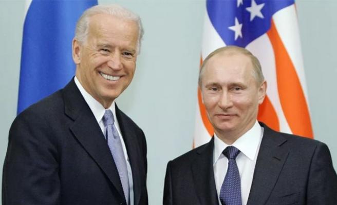 Putin ile Biden, 16 Haziran'da bir araya gelecek