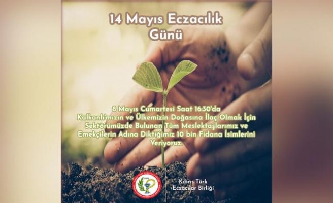 KTEB Anı Ormanı fidan dikme töreni 8 Mayıs'ta gerçekleştirilecek
