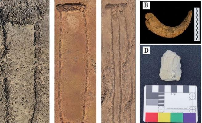 Suudi Arabistan'da keşfedilen 7 bin yıllık yapılar tarihe ışık tutacak