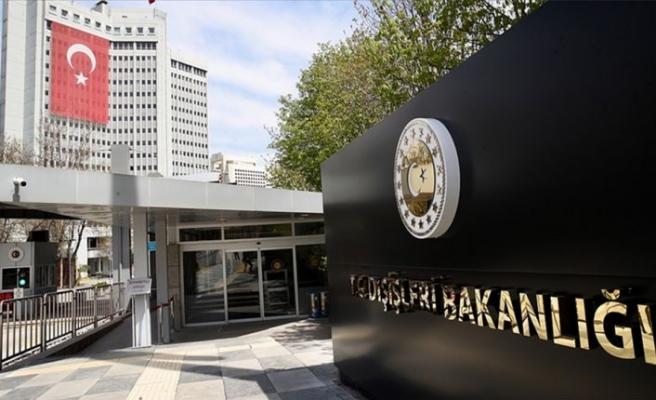 Türk heyeti, Mısır'ın başkenti Kahire'de 5-6 Mayıs'ta temaslarda bulunacak