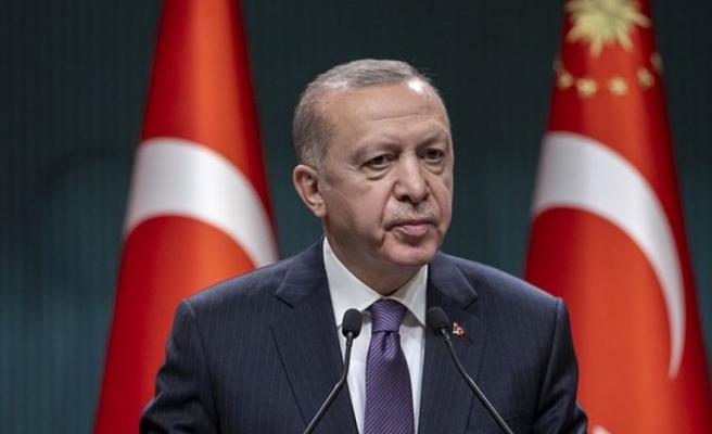 Türkiye Cumhuriyeti Cumhurbaşkanı Erdoğan: Uluslararası camia İsrail'e güçlü ve caydırıcı bir ders vermeli