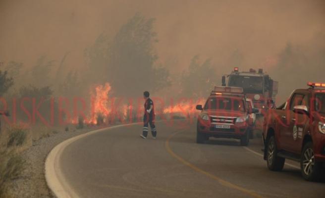 Yangınların başlıca nedenipersonel ve araç eksikliği