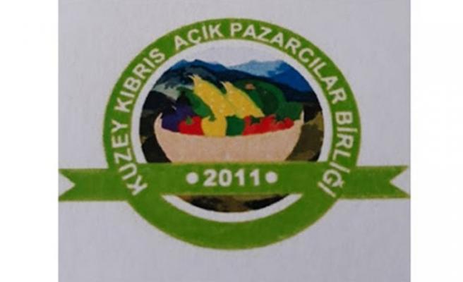 Açık Pazarcılar Birliği Lefkoşa'da pazarın cumartesi günü kurulmasını istiyor