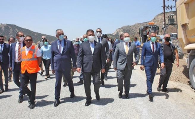 Ankara'da İhale tamamlandı, köy yollarının yapımına başlanıyor