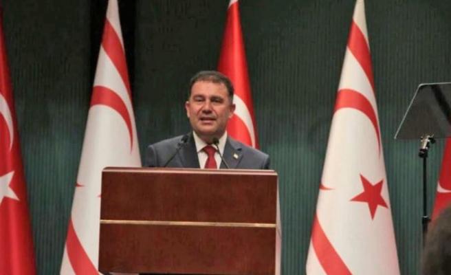 Başbakan Saner Aşılar İçin Türkiye'ye Teşekkür Etti