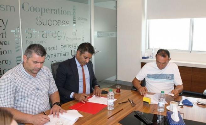 Creditwest Bank, Patates Üreticileri Birliği, TÜK ve Cyprochips arasındaki protokol yenilendi