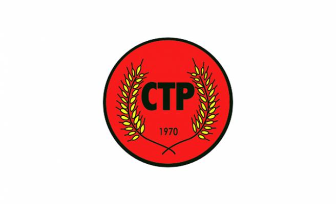 CTP, Özel Hayatın ve Hayatın Gizli Alanının Korunması (Değişiklik) yasa önerisi hazırladı