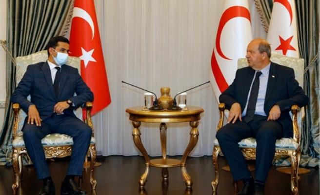 Cumhurbaşkanı Tatar Tacikistanlılar Derneği'ni kabul etti