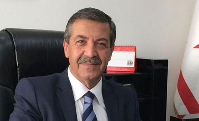 Ertuğruloğlu, AB Komisyonu Başkanı Leyen'in açıklamalarını kınadı