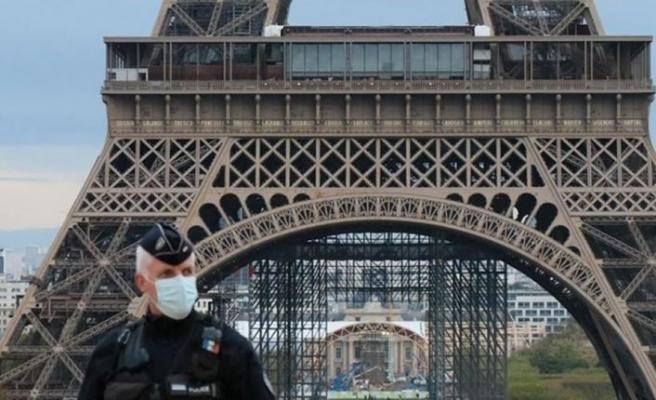Fransa'da Kovid-19'dan dün 126 kişi hayatını kaybetti