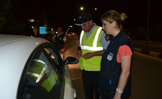 Haftalık Trafik Raporu: 56 kaza, 21 yaralı