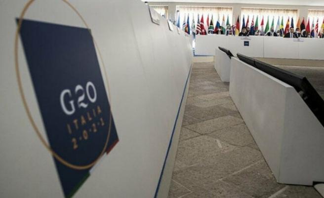 İtalya'nın ev sahipliğini yaptığı G20 Dışişleri Bakanları Toplantısı sona erdi