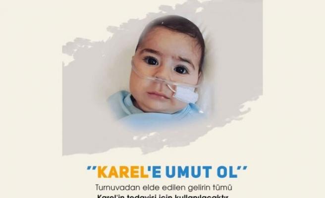 Karel bebek için oynayacaklar