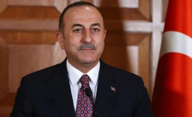 TCDışişleri Bakanı Çavuşoğlu, KKTC'ye geliyor