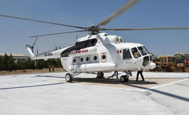 Yangın söndürme helikopteri kiralanıyor