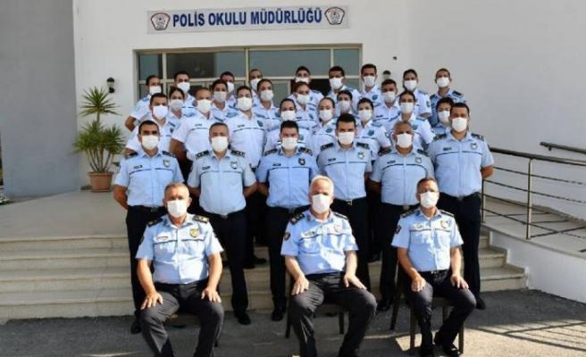 20 sivil hizmet görevlisi, Polis Genel Müdürlüğü kadrosuna dahil oldu