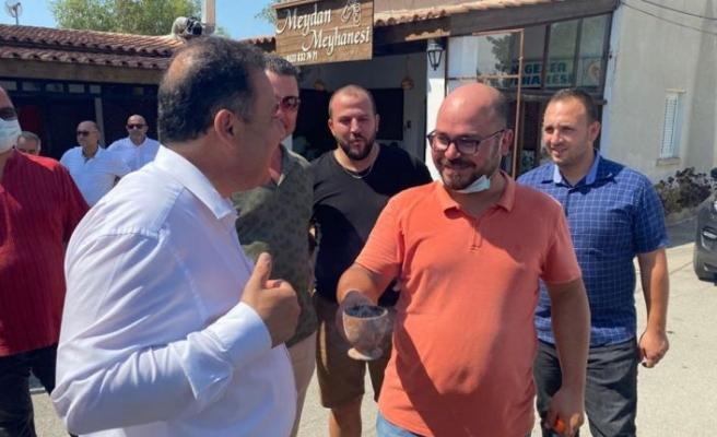 """Başbakan Saner: """"CTP ve TDP'nin kararını yanlış buluyoruz"""""""
