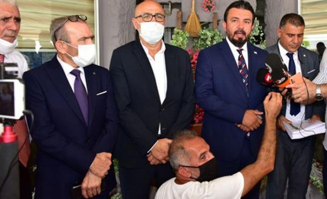 Bertan Zaroğlu YDP'den istifa etti Millet Partisi adında yeni bir parti kuruyoruz