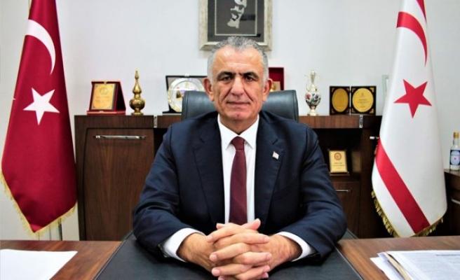 Çavuşoğlu'nun 20 Temmuz Barış ve Özgürlük Bayramı mesajı
