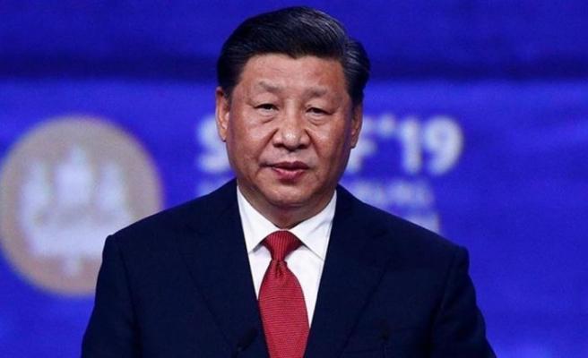 """Çin Devlet Başkanı Şi, Çin'in yabancı güçler karşısında """"ezilen taraf"""" olmayacağını söyledi"""