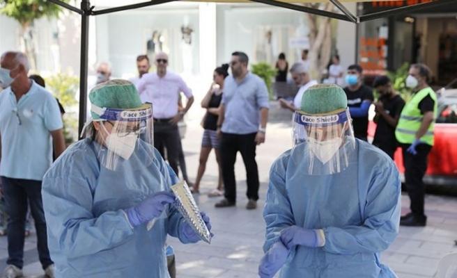 Güney Kıbrıs'ta koronavirüs vaka sayısı 400'ü aştı