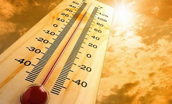 Hava sıcaklıkları 43 dereceye kadar yükselecek