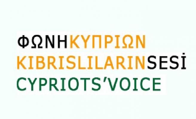 """İki toplumlu """"Kıbrıslıların sesi"""" grubu Kıbrıs konusunda yaşanan son gelişmelere ilişkin değerlendirmede bulundu"""