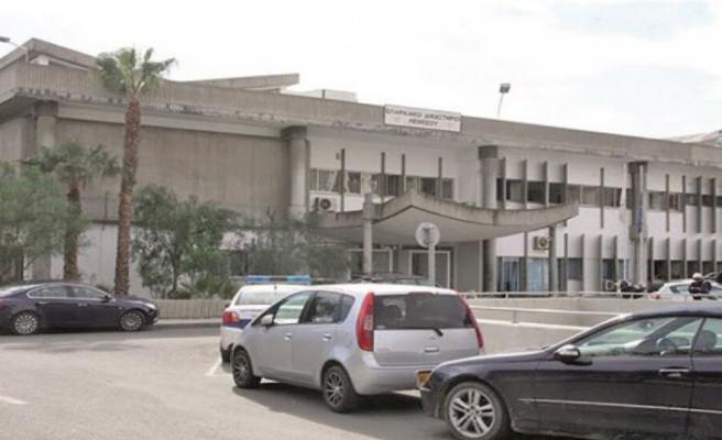 Limasol Kaza Mahkemesi'nde yangın çıktı