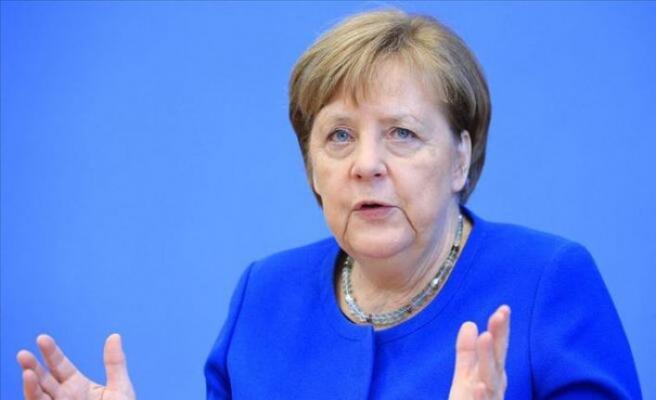 """Merkel'denkoronavirüsaşısı açıklaması: """"Zorunlu olmamalı"""""""