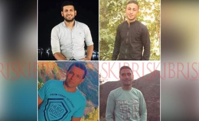 Mısırlı işçilerin cenazeleriülkelerine gönderilecek