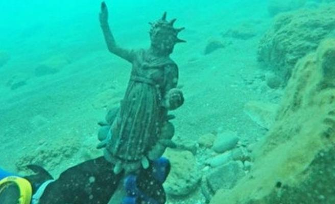 Son yılların en önemli tarihi keşiflerinden biri: Akdeniz'de antik Roma gemisi bulundu