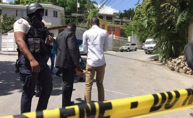 Suikast sonucu hayatını kaybeden Haiti Devlet Başkanı Moise'nin ağır yaralanan eşi Martine Moise, ABD'ye nakledildi