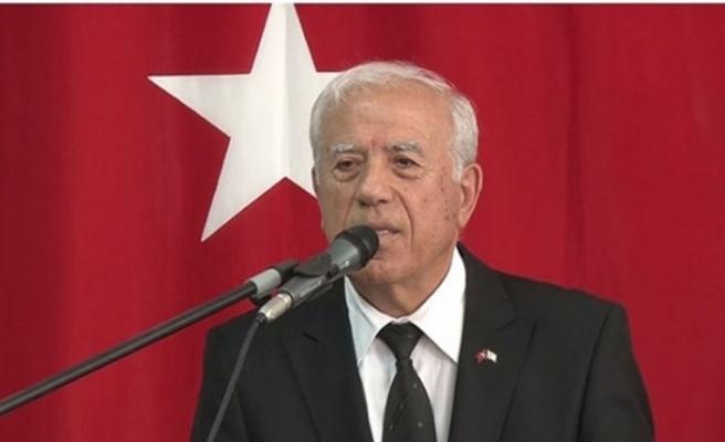 TMT Genel Başkanı Bora: Yalanlarla ulusal davaya saldıranlar hakkında dava dosyalanmalı